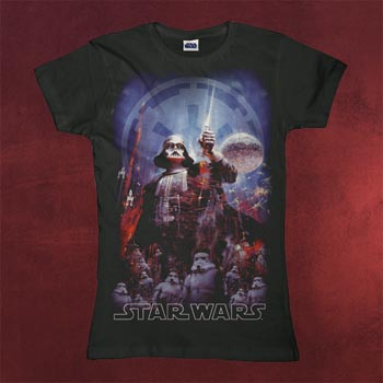 Star Wars - Empire Girlie Shirt
