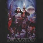 Star Wars - Empire Girlie Shirt