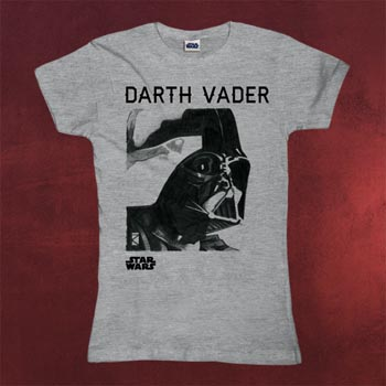 Star Wars - Darth Vader Girlie Shirt