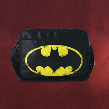 Batman Logo Tasche schwarz