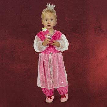 Kleine Prinzessin - Kinderkostüm
