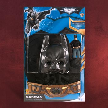 Batman The Dark Knight Rises - Muskel Kost�mset f�r Kinder