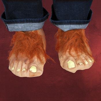 Herr der Ringe - Hobbit Füße