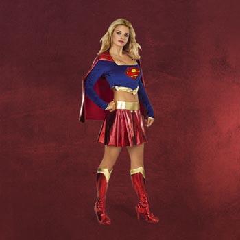 Sexy Supergirl - Damenkost�m
