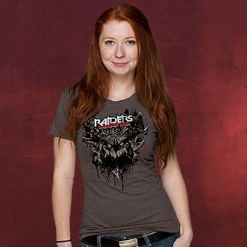 World of Warcraft - Raiders Dungeon Tour Girlie Shirt