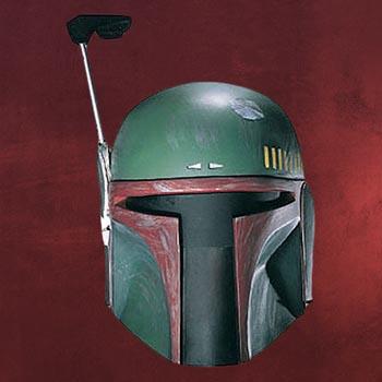 Star Wars - Boba Fett Maske f�r Erwachsene