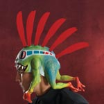 World of Warcraft - Murloc Maske
