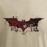Fear - Batman Dark Knight Rises T-Shirt
