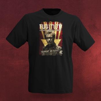 Gordon - Batman Dark Knight Rises T-Shirt