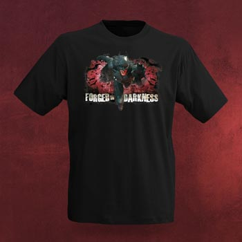 Batman - Forged in Darkness T-Shirt