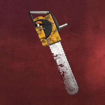 Leatherface Kettens�ge mit Sound