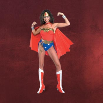 Wonder Woman - Kostüm