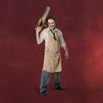 Leatherface - Horrorkost�m