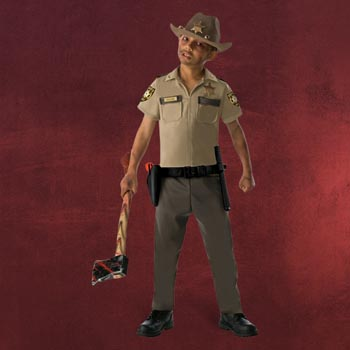 Walking Dead - Rick Grimes Kinderkost�m