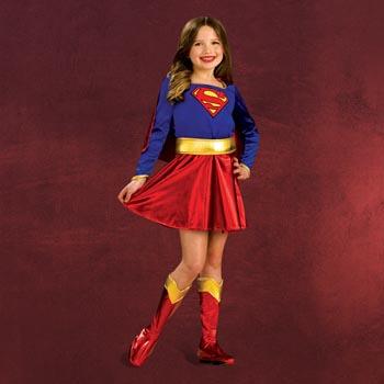 Supergirl - Kost�m f�r Teenager