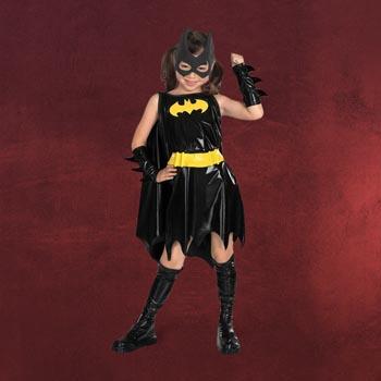 Batgirl - Kinderkostüm