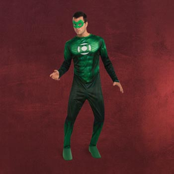 Green Lantern - Hal Jordan Kostüm