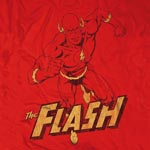 Justice League - The Flash T-Shirt