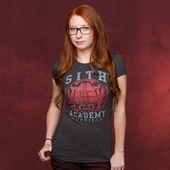 Star Wars - The Old Republic - Sith Academy Girlie Shirt