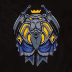 World of Warcraft - Paladin Crest T-Shirt