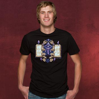 World of Warcraft - Magier Crest T-Shirt