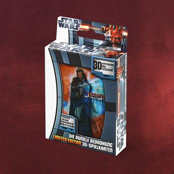 Star Wars - 3D Lentikular Spielkarten