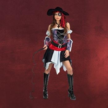Piratin Corsaria - Damenkost�m