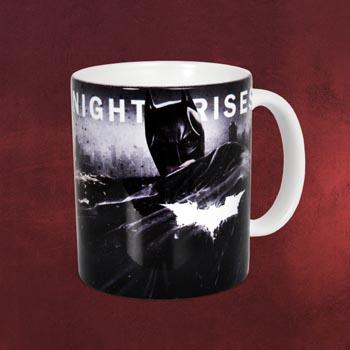 Batman The Dark Knight Rises Tasse