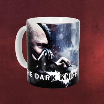 Bane vs. Batman The Dark Knight Rises Tasse