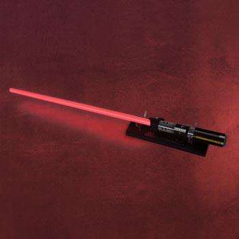 Star Wars Force FX Lichtschwert Darth Vader mit abnehmbarer Klinge