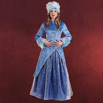 Winter-Prinzessin Kostüm