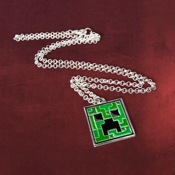 Minecraft Creeper Kette