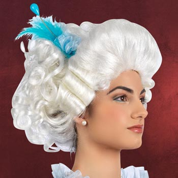 Perücke Marie-Antoinette