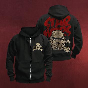 Star Wars - Stormtroopers Are Death Troopers Kapuzenjacke