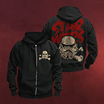 Star Wars - Stormtroopers Are Death Troopers Kapuzenjacke
