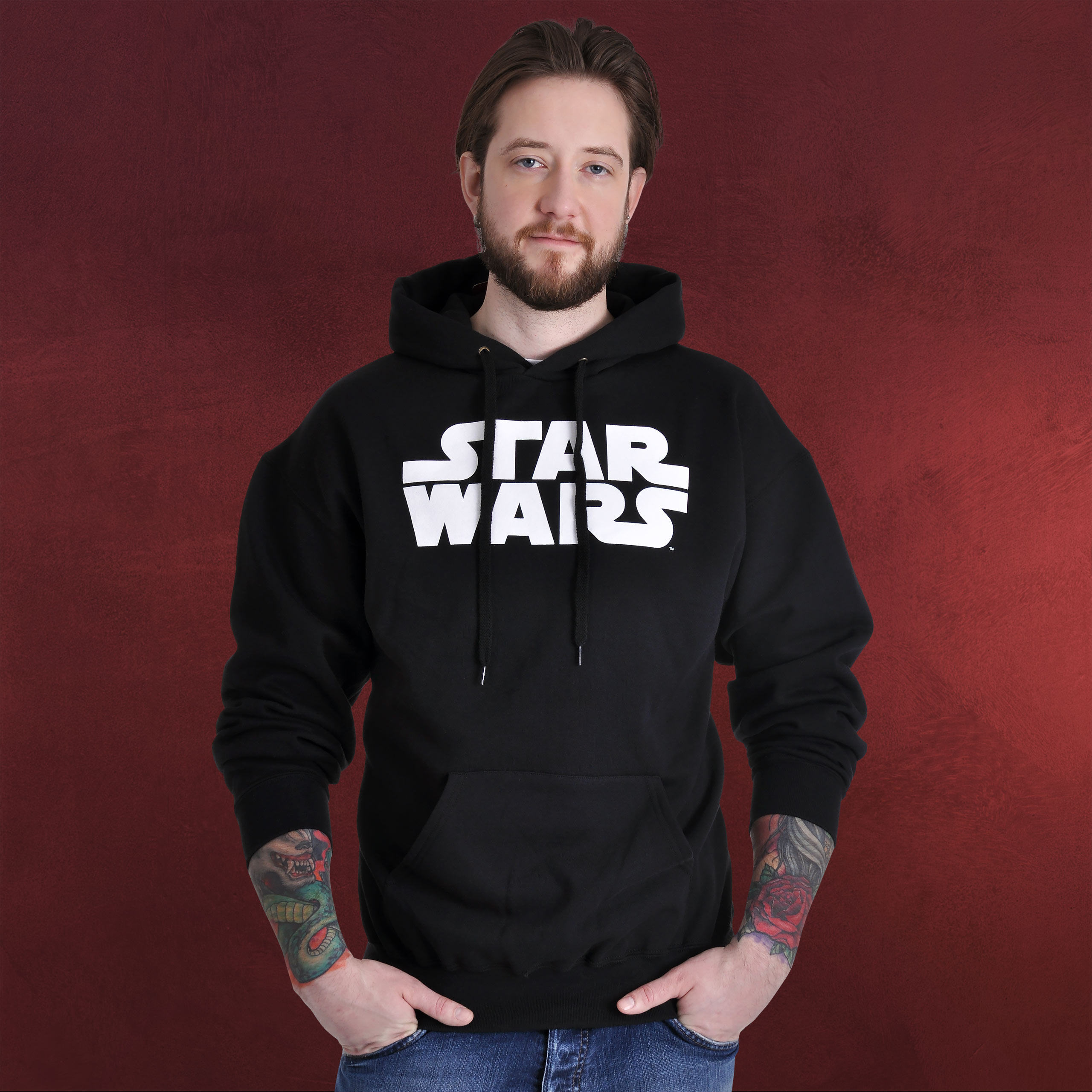 star wars hoodie darth vader stormtrooper. Black Bedroom Furniture Sets. Home Design Ideas
