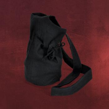 Mittelaltertasche schwarz