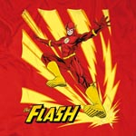Justice League - Flash Kick T-Shirt