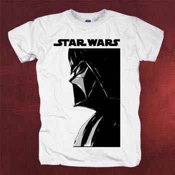 Star Wars - Darth Vader Profil T-Shirt