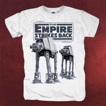 Star Wars - The Empire Strikes Back - AT AT Walker T-Shirt