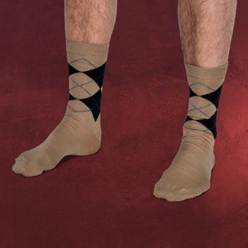 Golfer-Socken