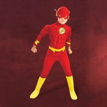 Justice League - Flash Kinderkostüm