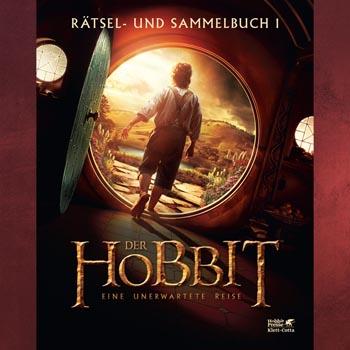 Der Hobbit - Rätsel- und Sammelbuch