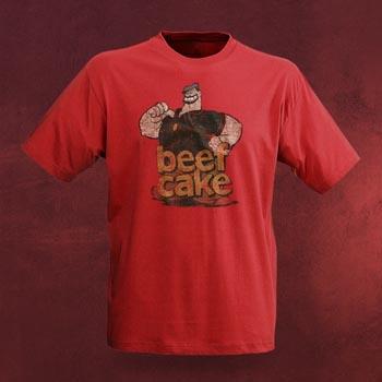Popeye - Beefcake Classic T-Shirt
