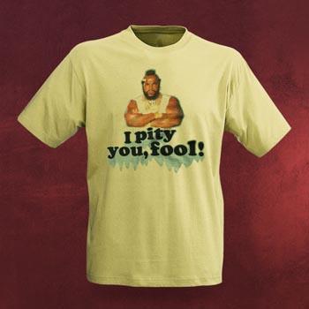 A-Team - Mr.T Classic T-Shirt