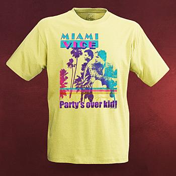 Miami Vice - Sonny & Rico Classic T-Shirt