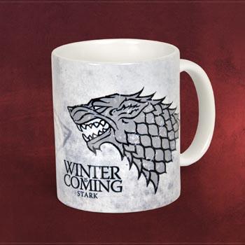 Game of Thrones - House Stark Tasse