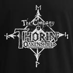 Der Hobbit - Thorin Eichenschild distressed T-Shirt