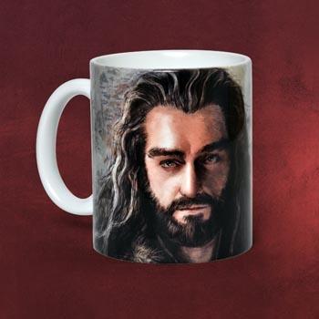 Der Hobbit - Thorin Tasse