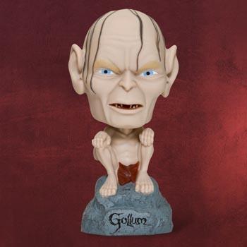 Der Hobbit - Gollum Wackelkopffigur